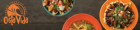 Costa Vida Queensgate - Kennedy Plaza Contact Reviews