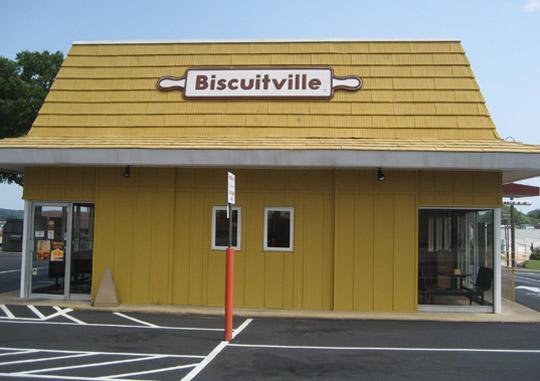 Biscuitville in Danville, VA