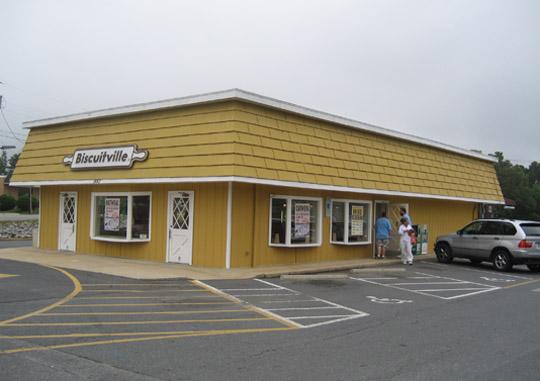 Biscuitville in Asheboro, NC