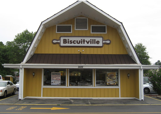Biscuitville in Raleigh, NC