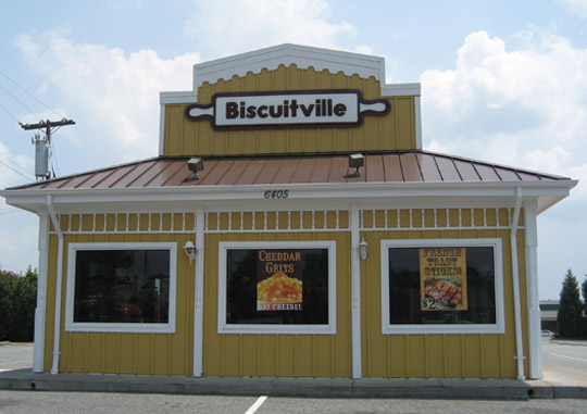 Biscuitville in Clemmons, NC