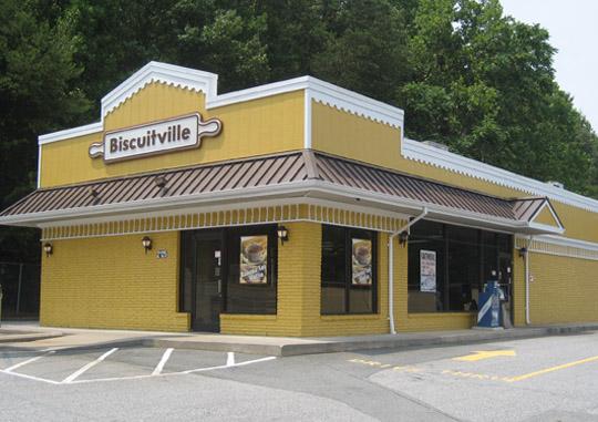 Biscuitville in Winston Salem, NC
