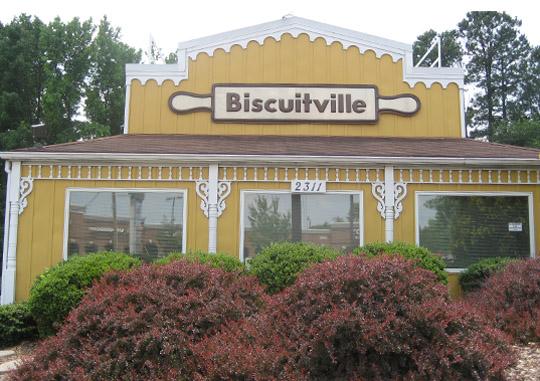 Biscuitville in Greensboro, NC
