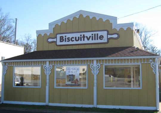 Biscuitville in Martinsville, VA