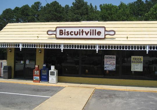 Biscuitville in Sanford, NC