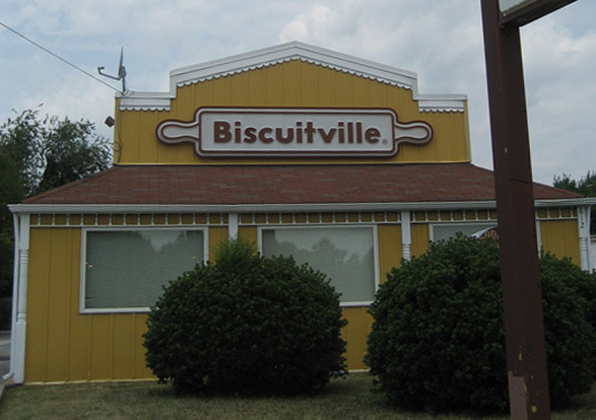 Biscuitville in Lynchburg, VA