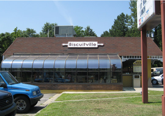Biscuitville in Rockingham, NC