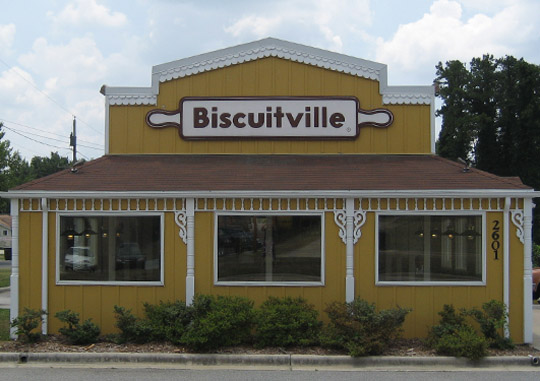 Biscuitville in High Point, NC