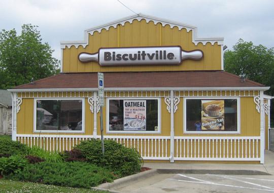 Biscuitville in Graham, NC