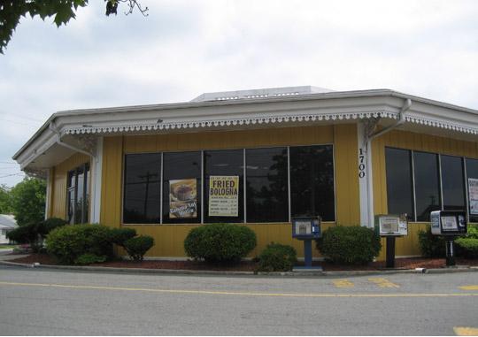 Biscuitville in Burlington, NC