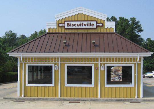 Biscuitville in Durham, NC