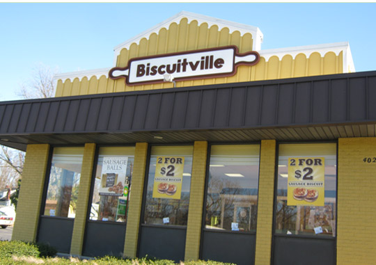 Biscuitville in Roxboro, NC