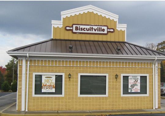 Biscuitville in Mebane, NC