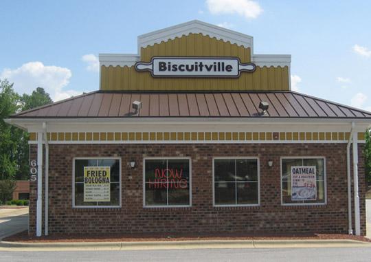 Biscuitville in Fuquay-Varina, NC
