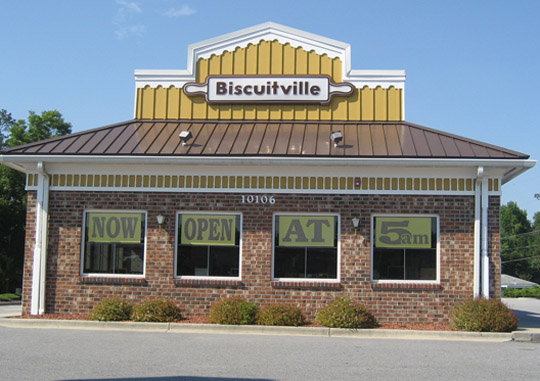 Biscuitville in Archdale, NC