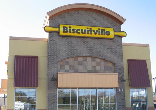 Biscuitville in Salisbury, NC