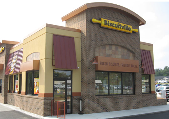 Biscuitville in Burlington, NC