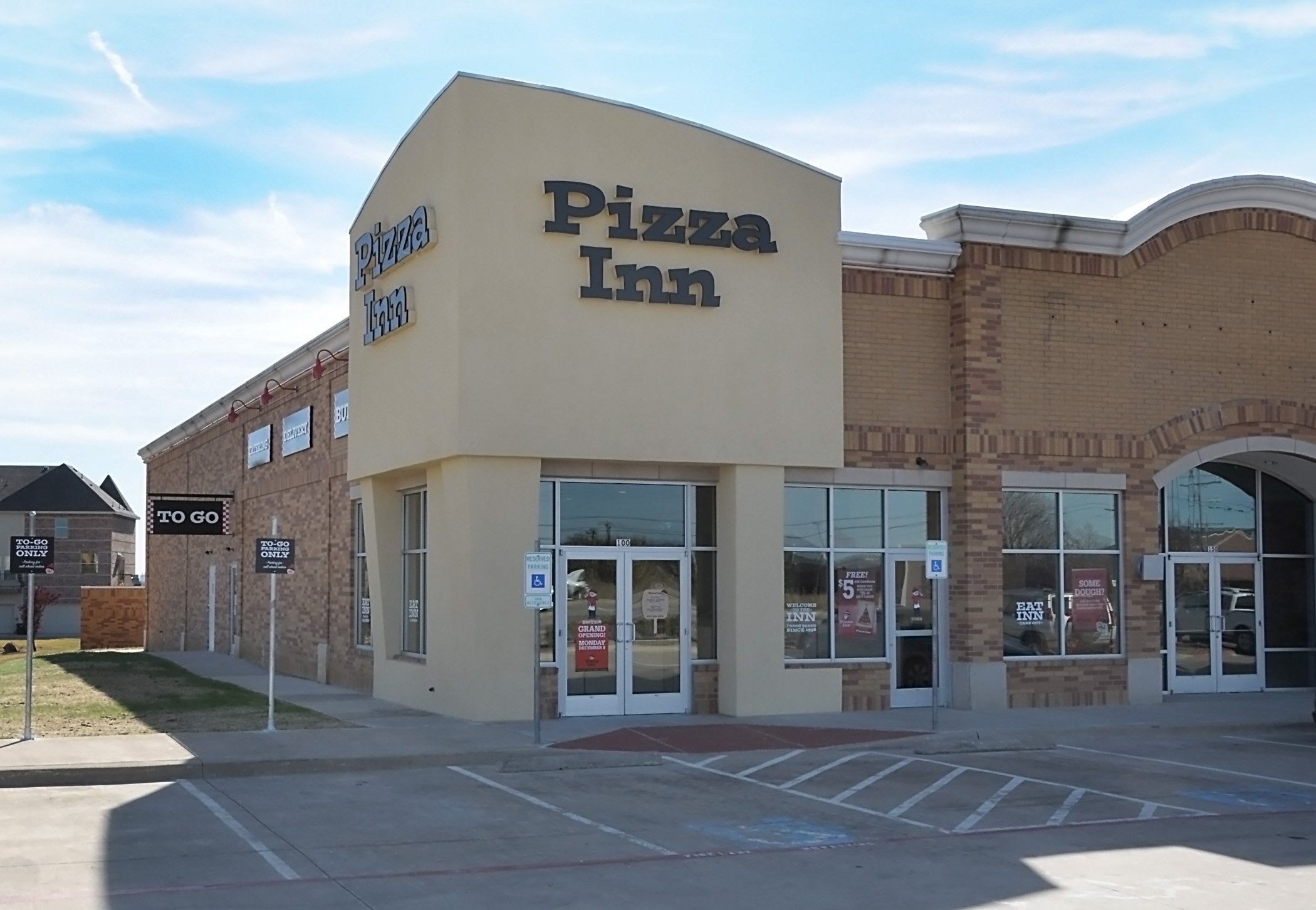 Pizza Inn in Lewisville, TX