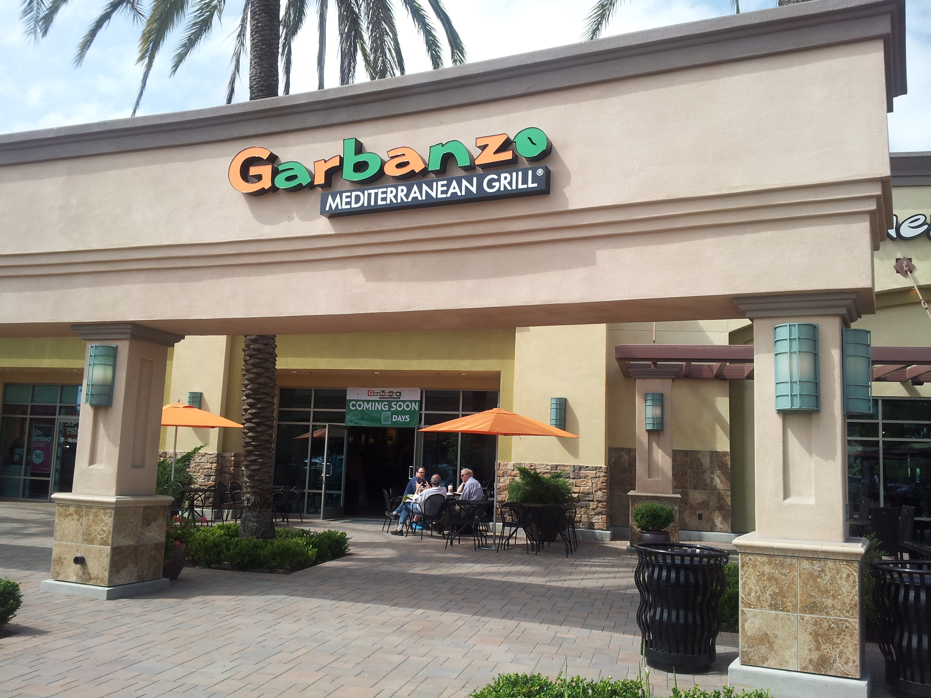 Garbanzo in Aliso Viejo, CA