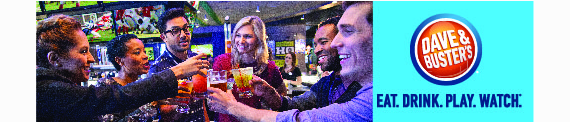 Dave & Buster's Roseville Contact Reviews