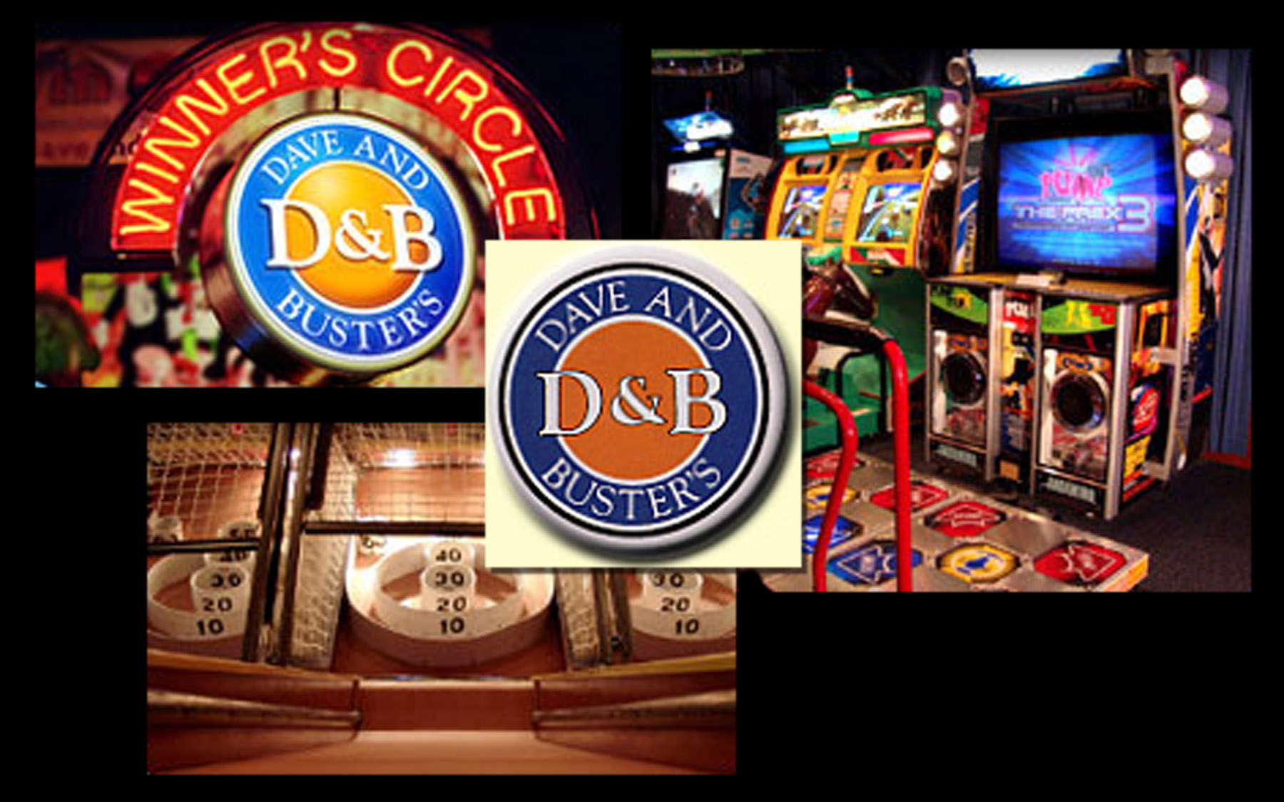 Dave & Buster's in Oakville, ON