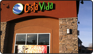 Costa Vida in Airdrie, AB