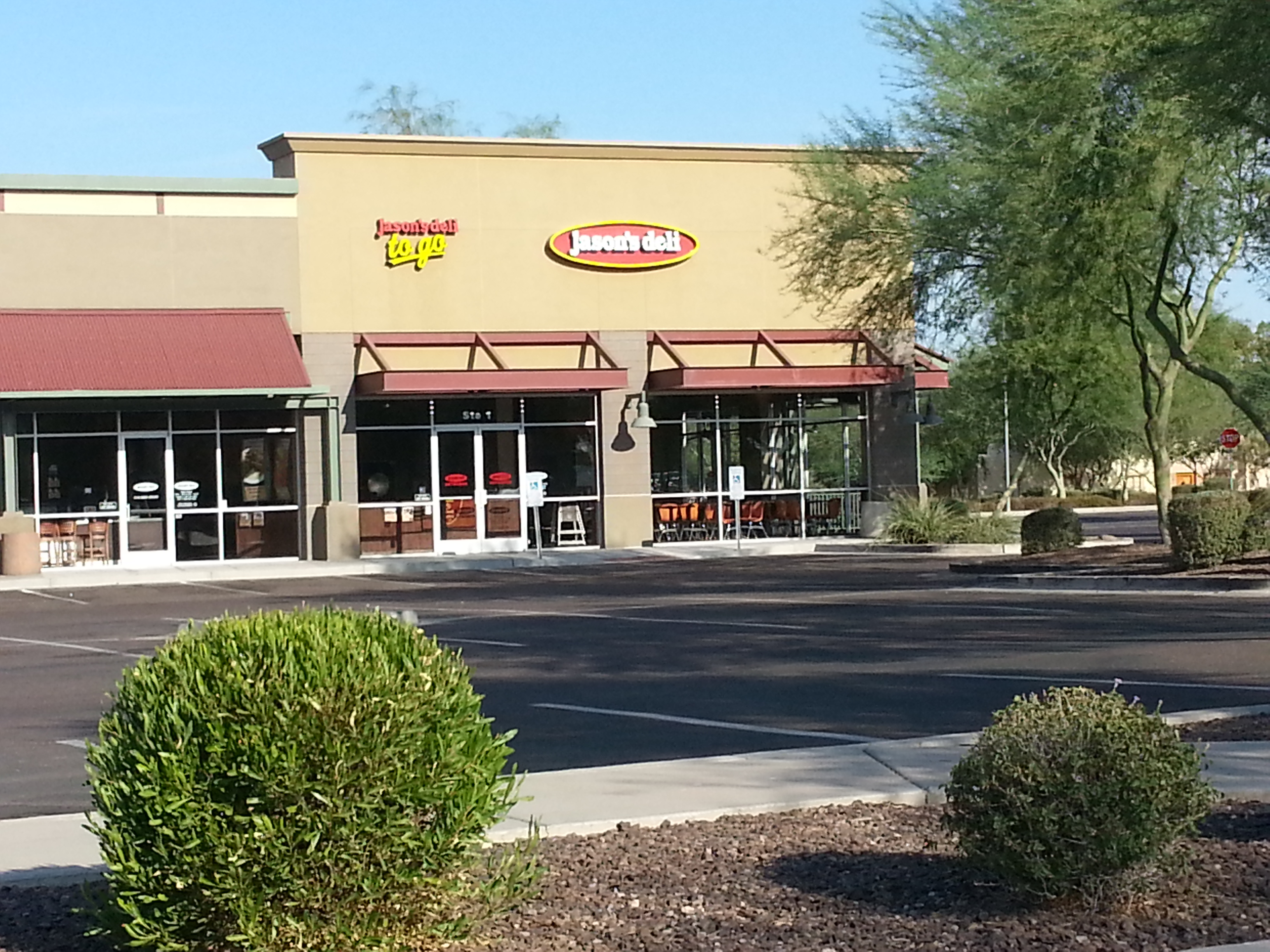 Jason's Deli in Chandler, AZ