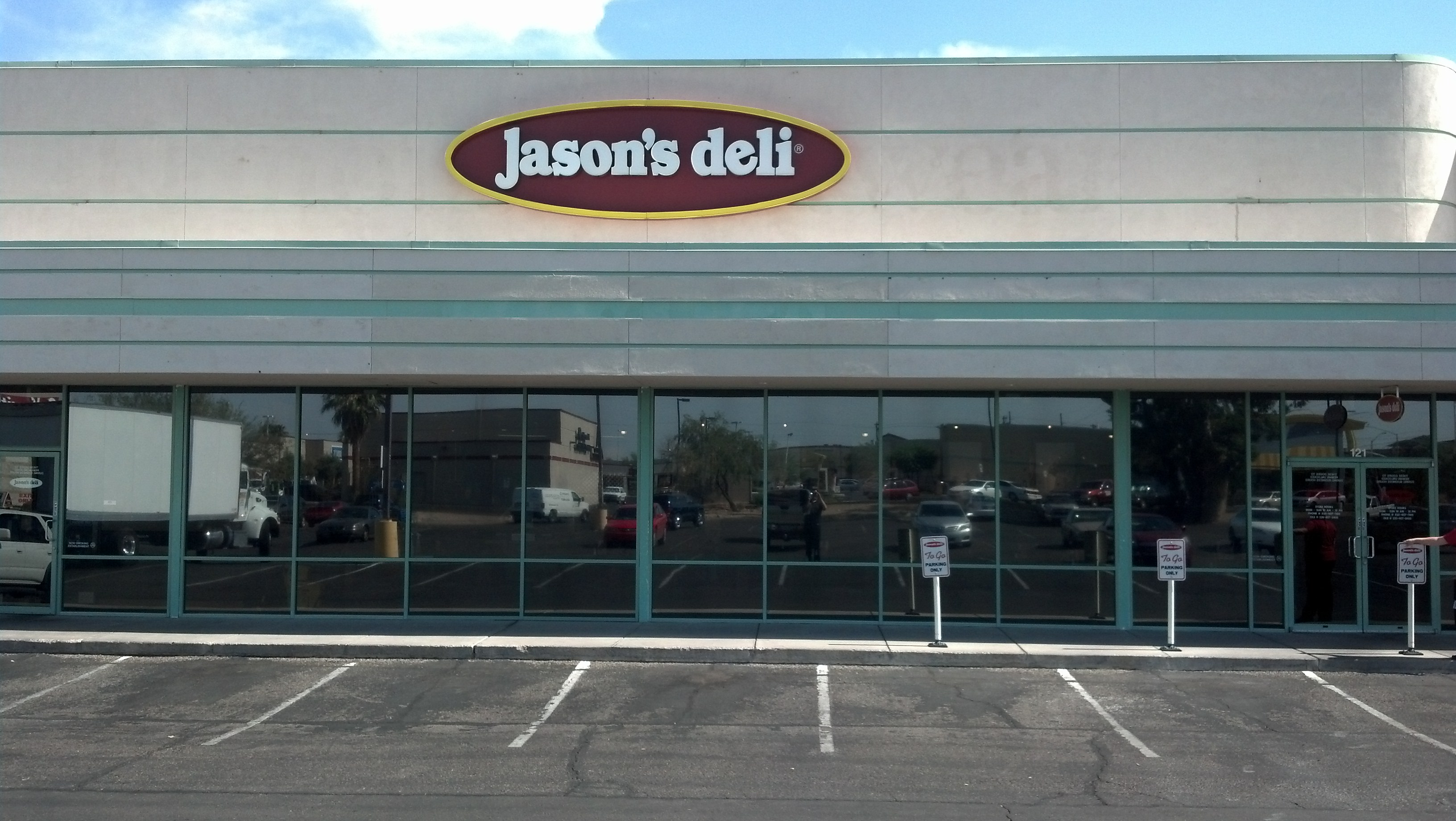 Jason's Deli in Tucson, AZ