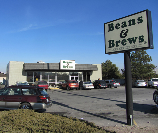 Beans & Brews in Taylorsville, UT