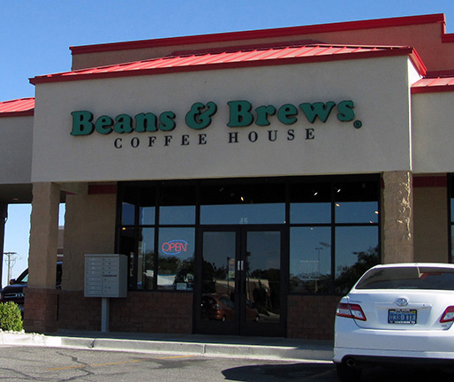 Beans & Brews in Sandy, UT