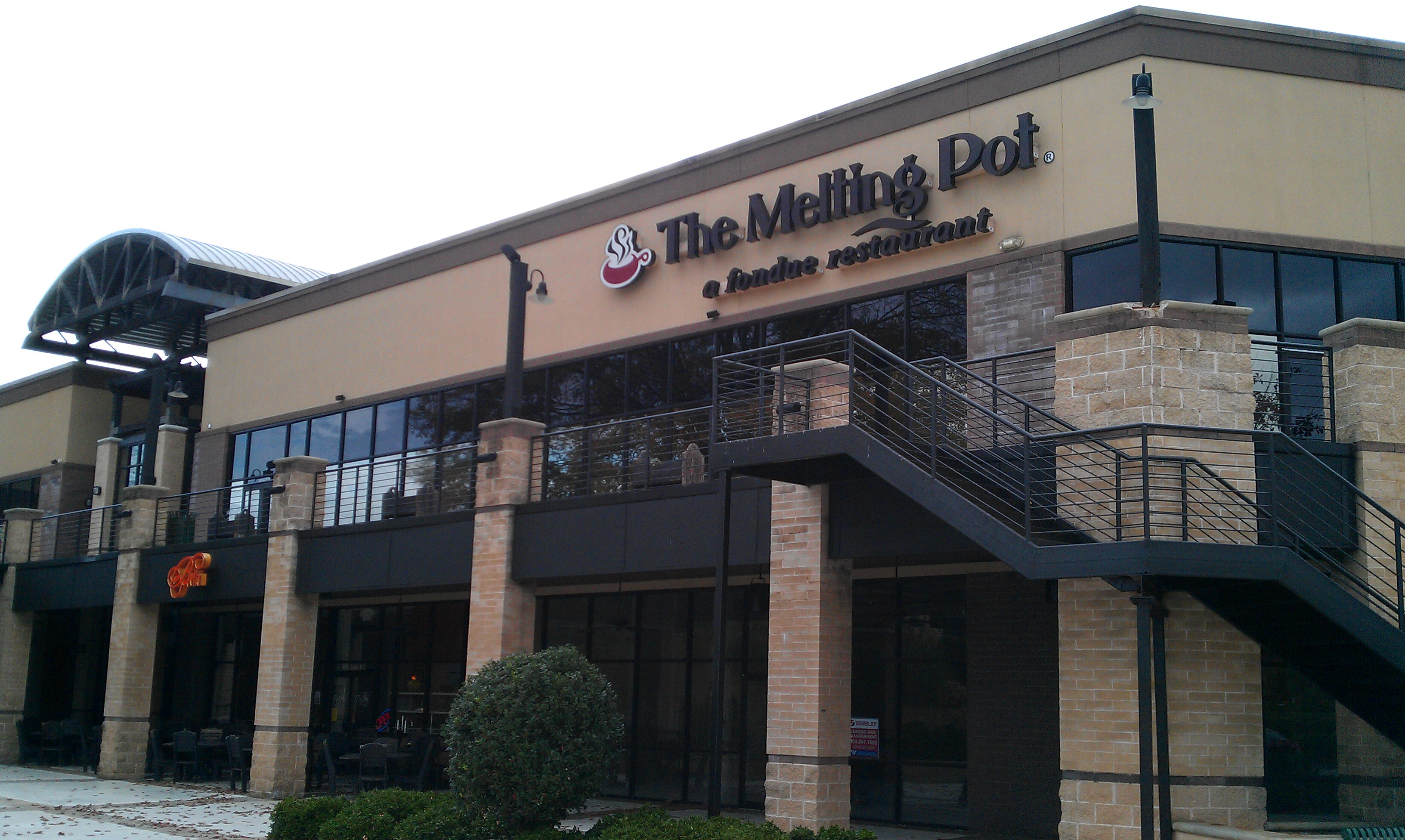 The Melting Pot in Birmingham, AL