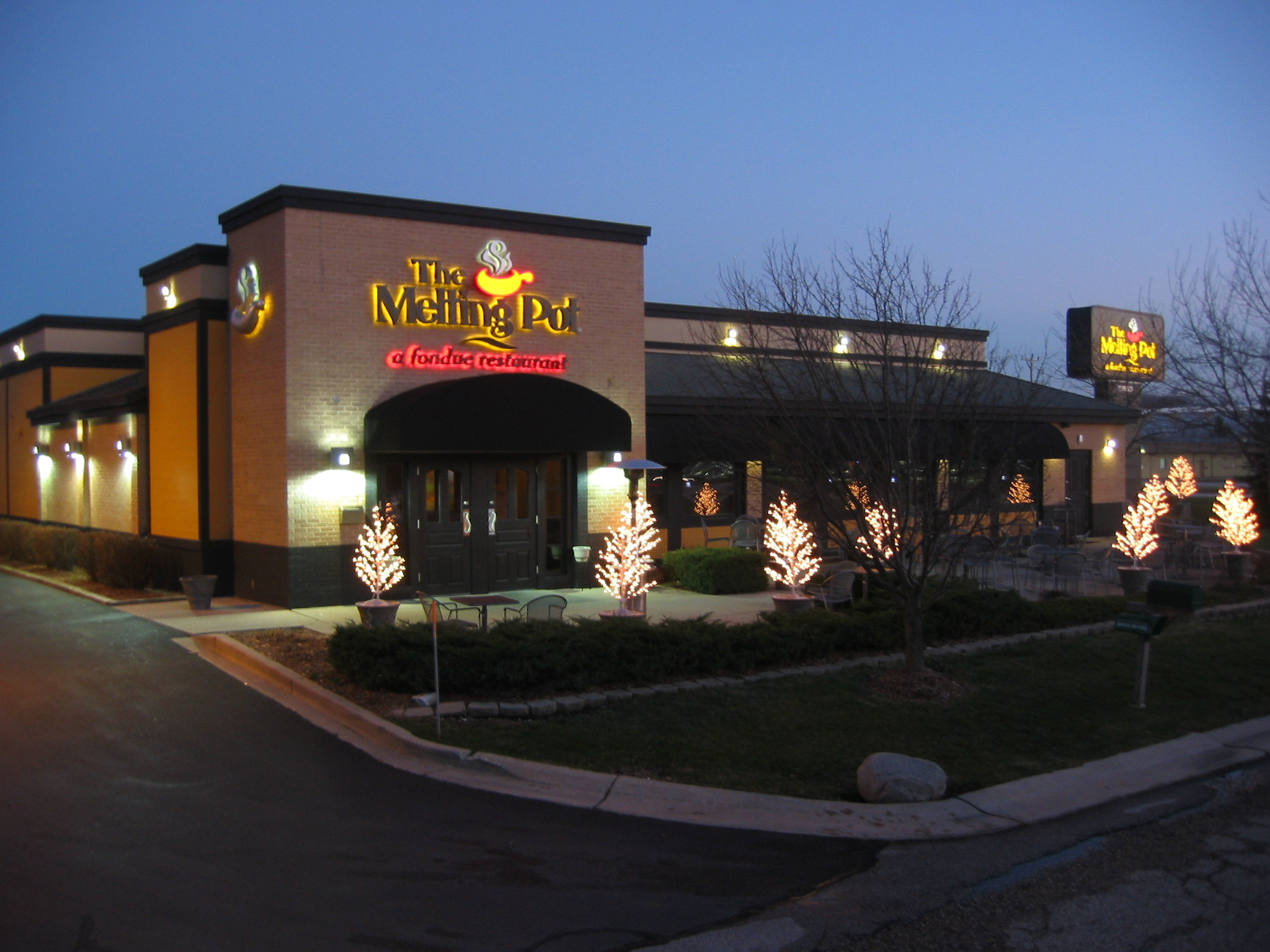 The Melting Pot in Brookfield, WI