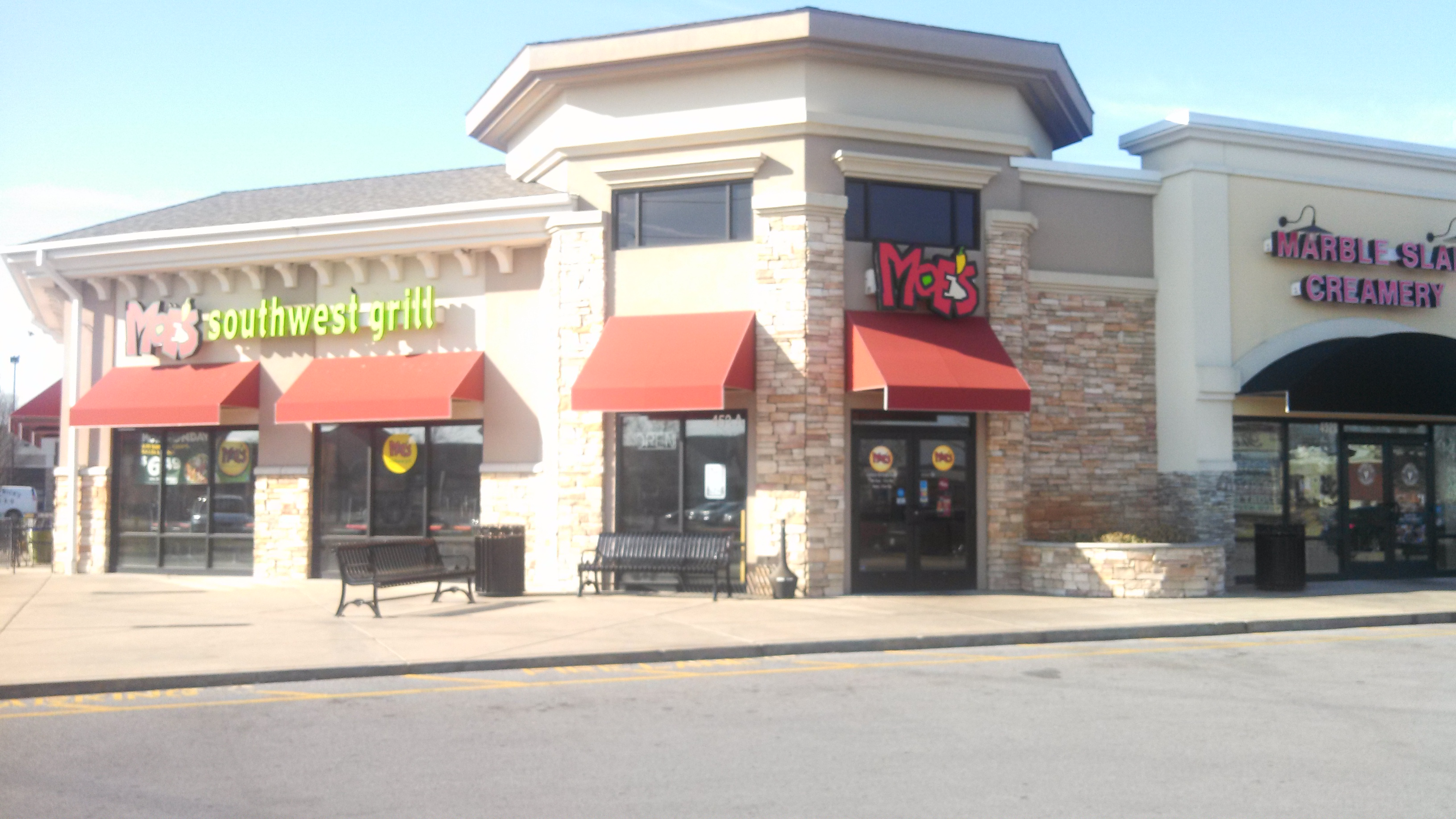 Moe's Southwest Grill in Murfreesboro, TN