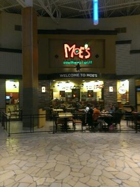 Moe's Southwest Grill in Nashville, TN