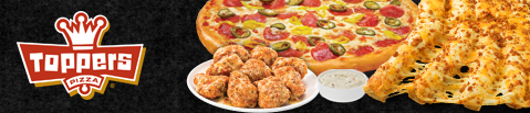 Toppers Pizza Indianapolis - IUPUI Customer Reviews