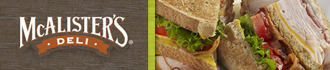 McAlister's Deli 1251 - Colleyville TX Contact Reviews