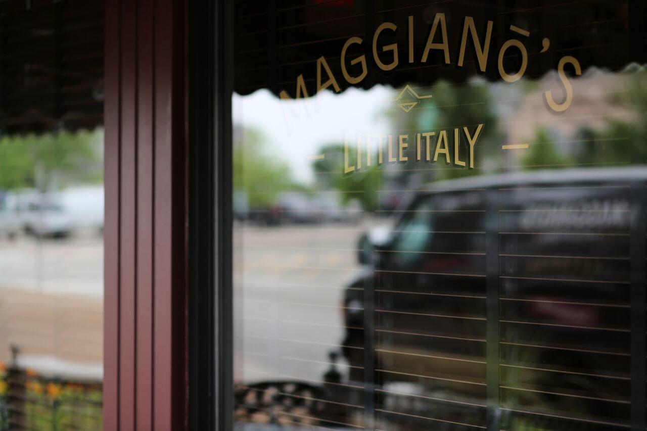 Maggiano's in Oak Brook, IL