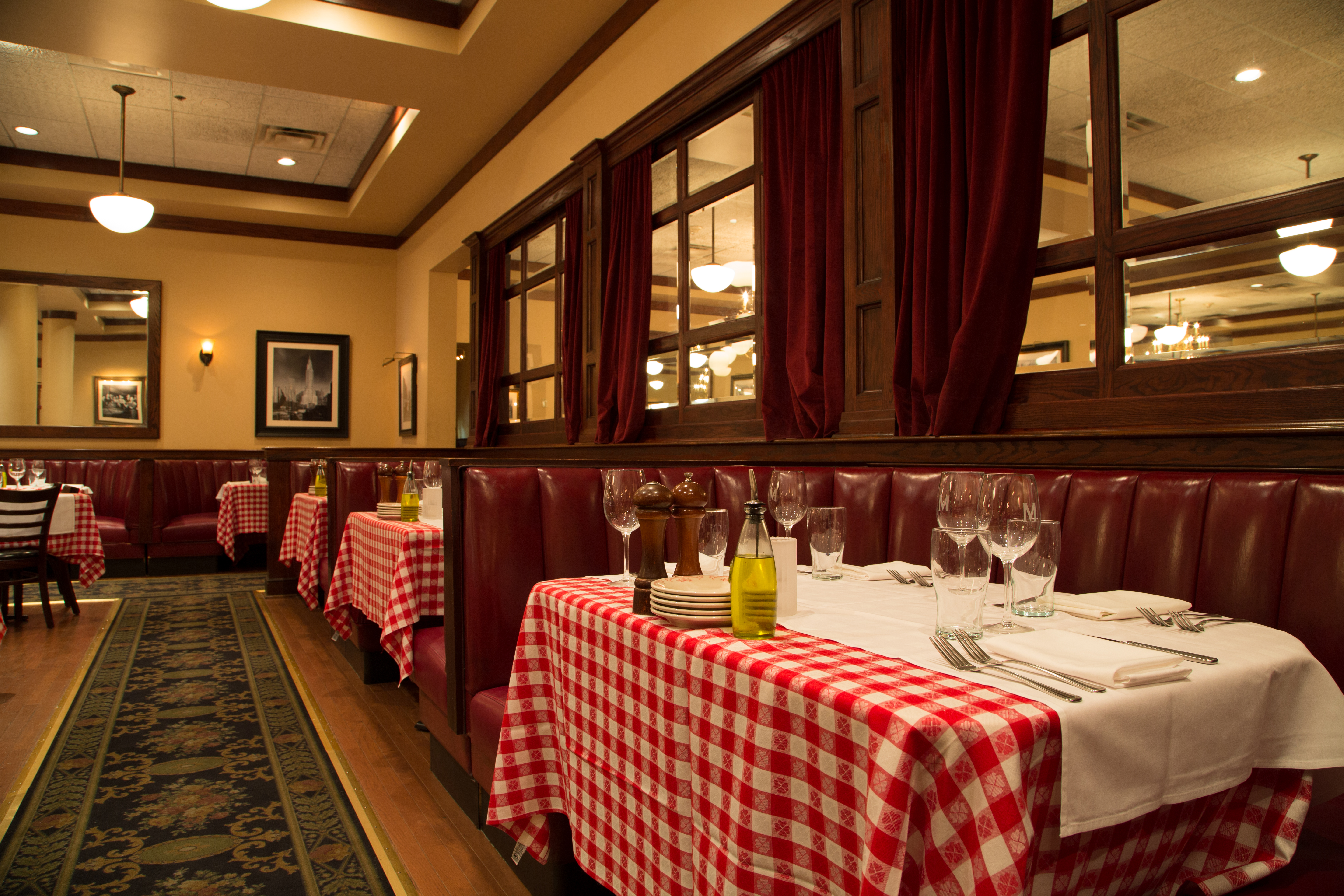 Maggiano's in Woodland Hills, CA