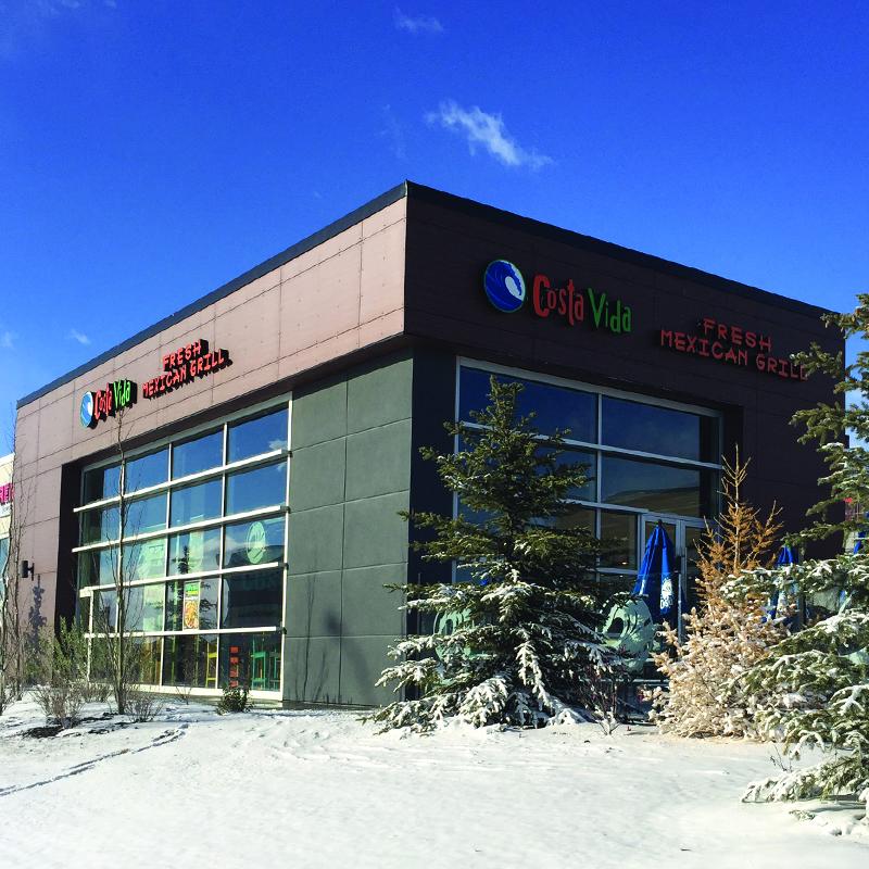 Costa Vida in Calgary, AB